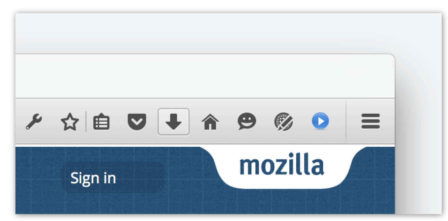 Anatomy Of An Extension Mozilla Mdn