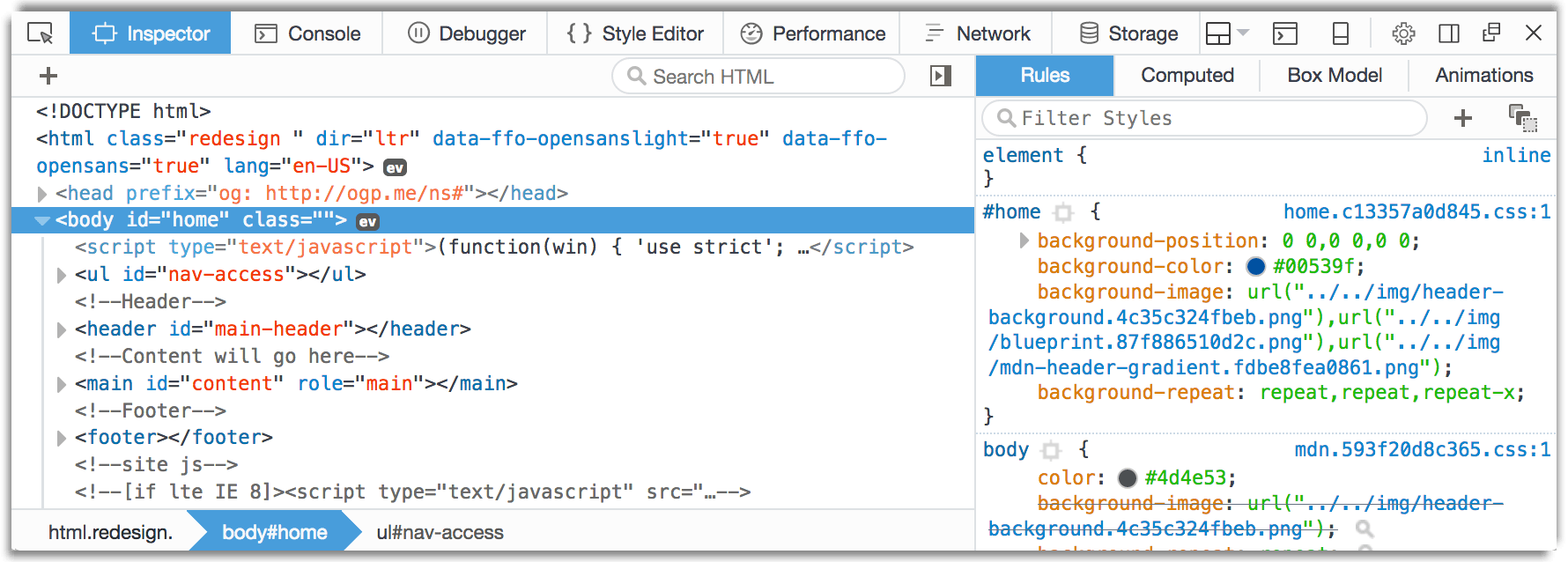 Light theme for DevTools