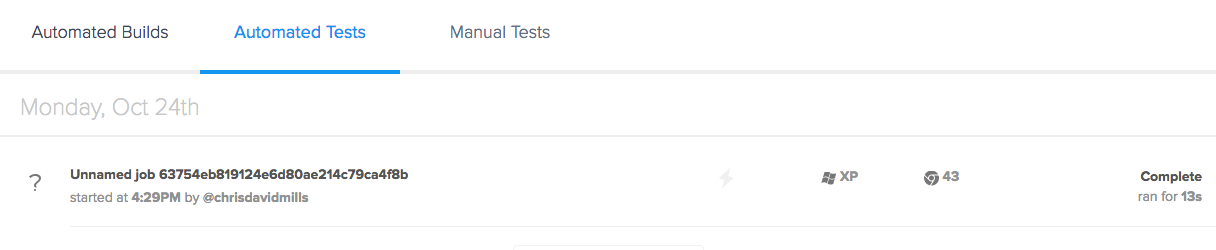 Setting up your own test automation environment - Learn web